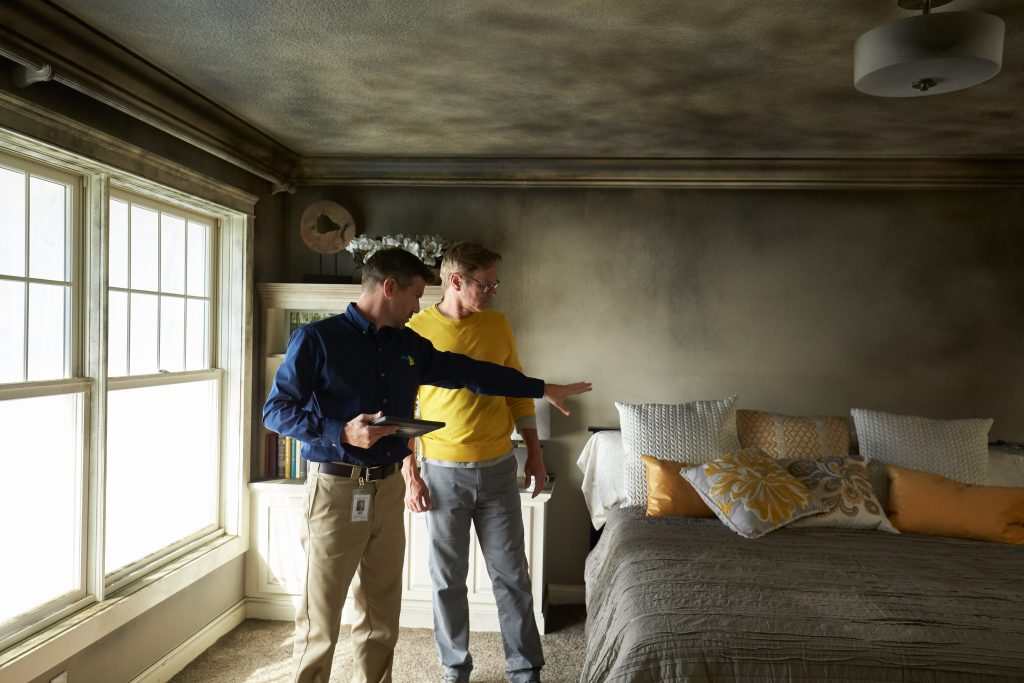 Smoke Damage Cleanup 3 Things To Consider To Keep Home