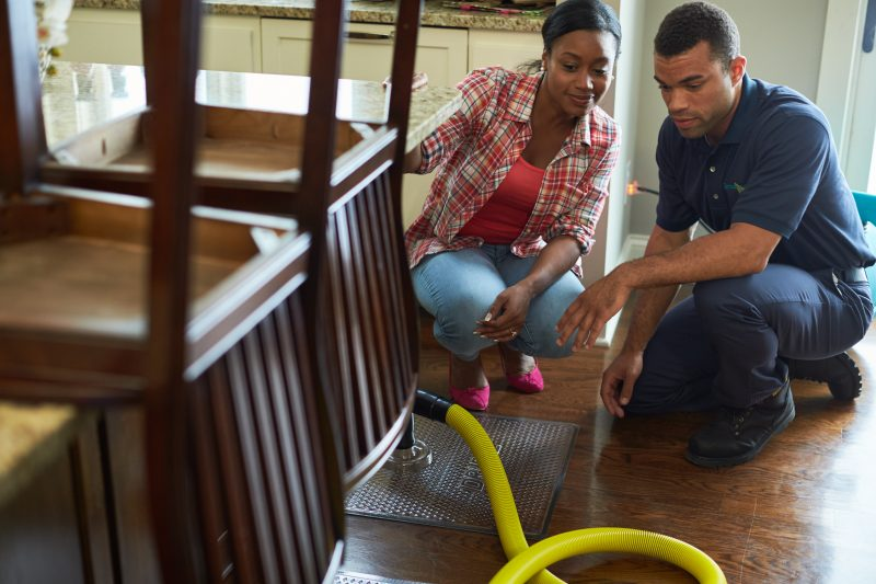 emergency flood repair